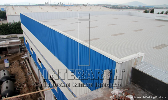 Metal Roof Metal Roof India
